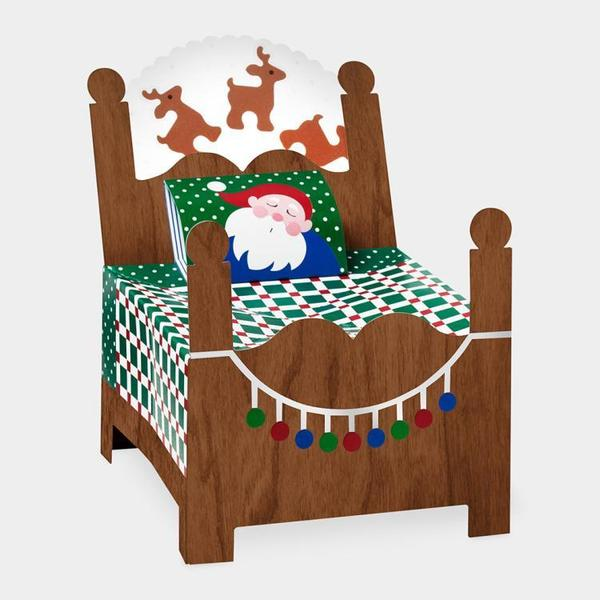 MoMA クリスマスカード トナカイの夢