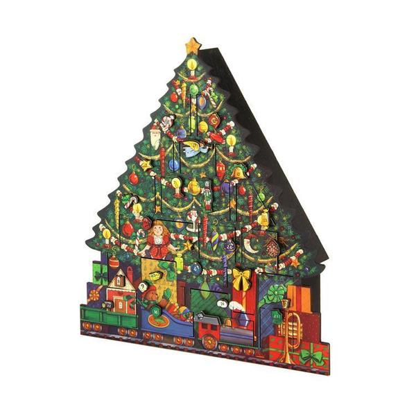 アドベントカレンダー クリスマスツリー