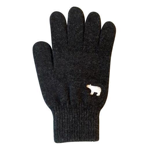 iTouch Gloves(アイタッチグローブ) シロクマ(ブラック)