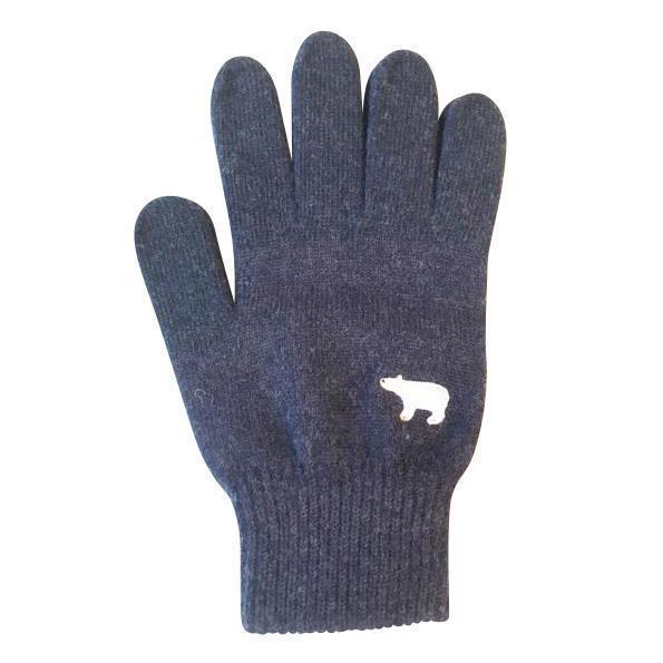 iTouch Gloves(アイタッチグローブ) シロクマ(ネイビー)
