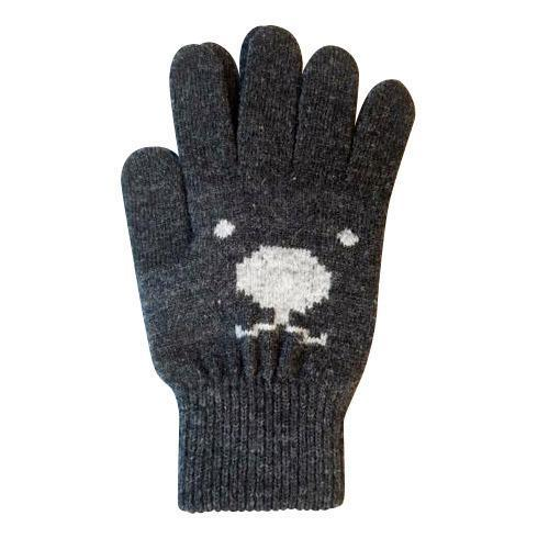 iTouch Gloves(アイタッチグローブ) シロクマ(ブラック)2
