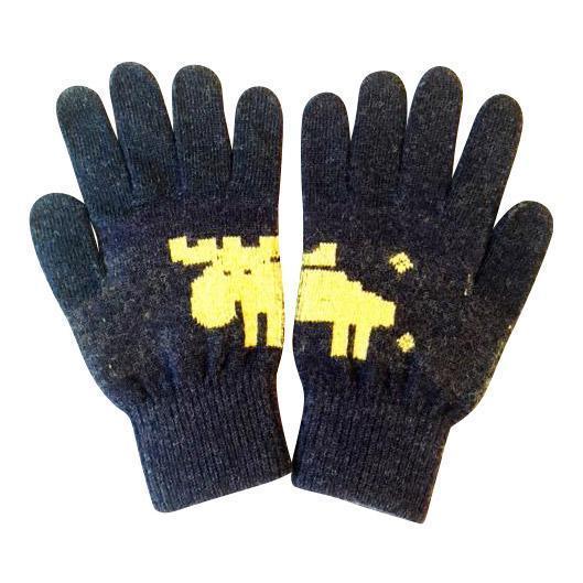 iTouch Gloves(アイタッチグローブ) エルク(ネイビー)2