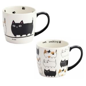 猫3兄弟 マグカップ