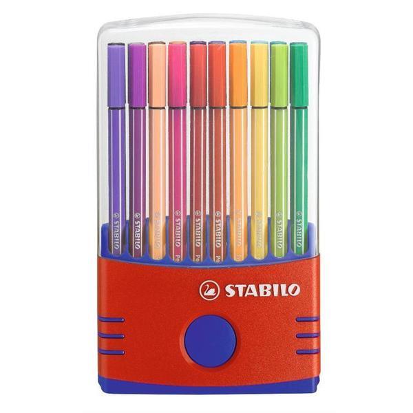 STABILO(スタビロ) ペン68 パレード 20色セット 水性ペン