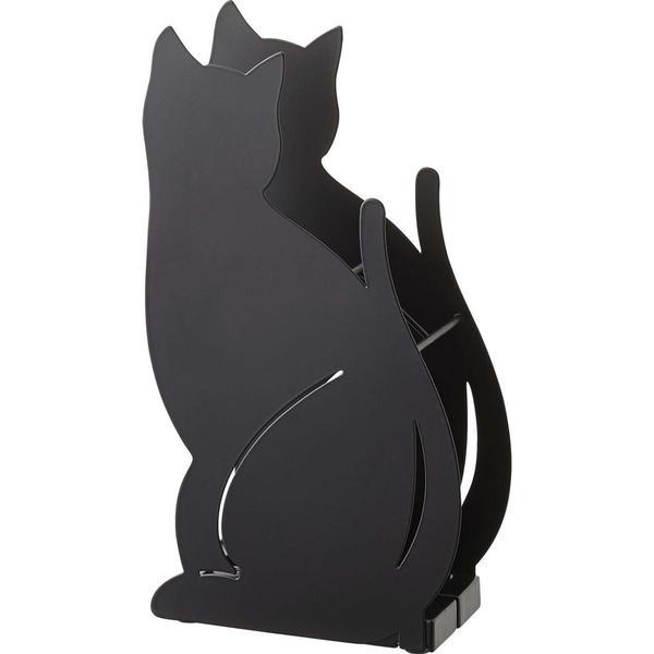 猫の傘立て