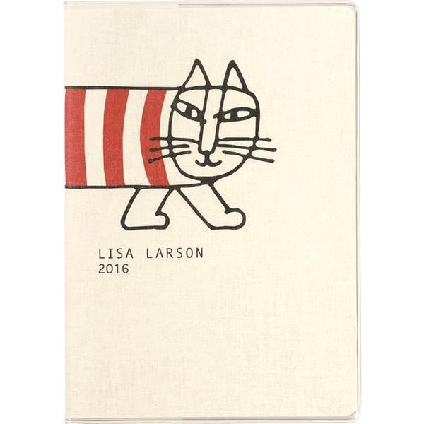 リサラーソン B6手帳