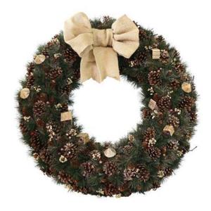 LEDリースXL(100cm) クリスマス限定セット