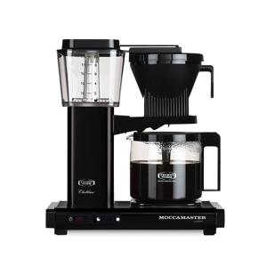 MOCCAMASTER(モカマスター) コーヒーメーカー ブラック