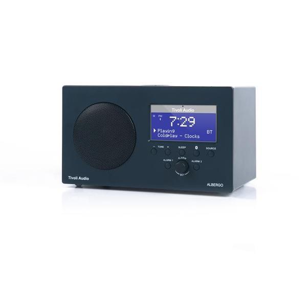 Tivoli Audio(チボリ オーディオ) 【アウトレット】アルベルゴ グラファイト クロックラジオ